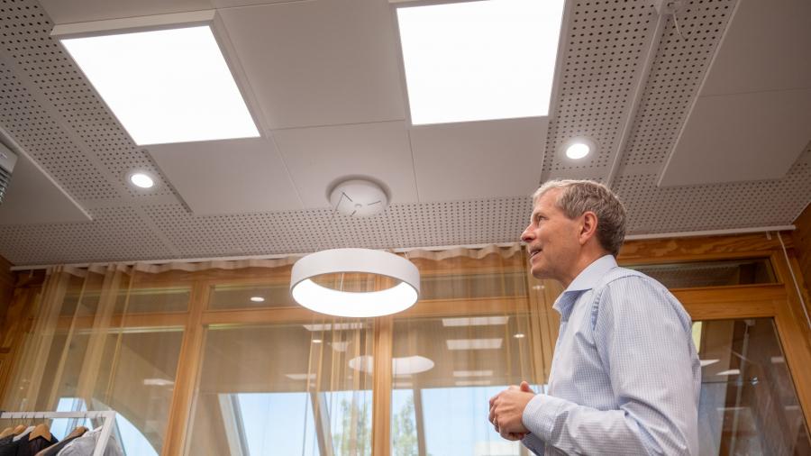 Carl-Henric Nilsson, Kunskapspartner Founder and CEO