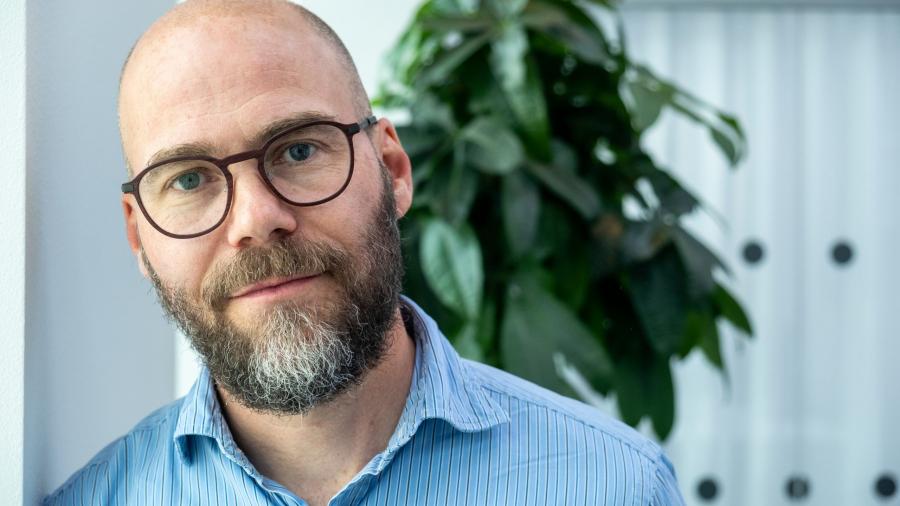 Dan Löfgren, Head of Project Management, Brainlit