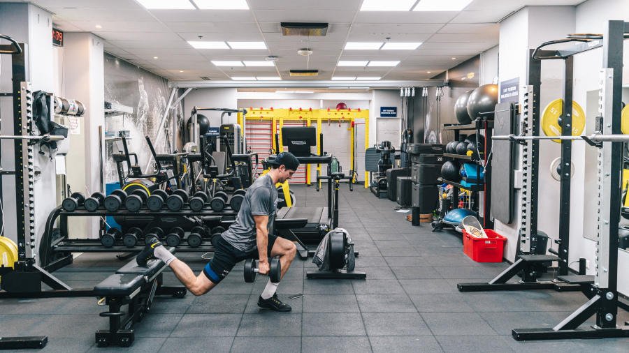 Fitness Centre - Physical fitness
