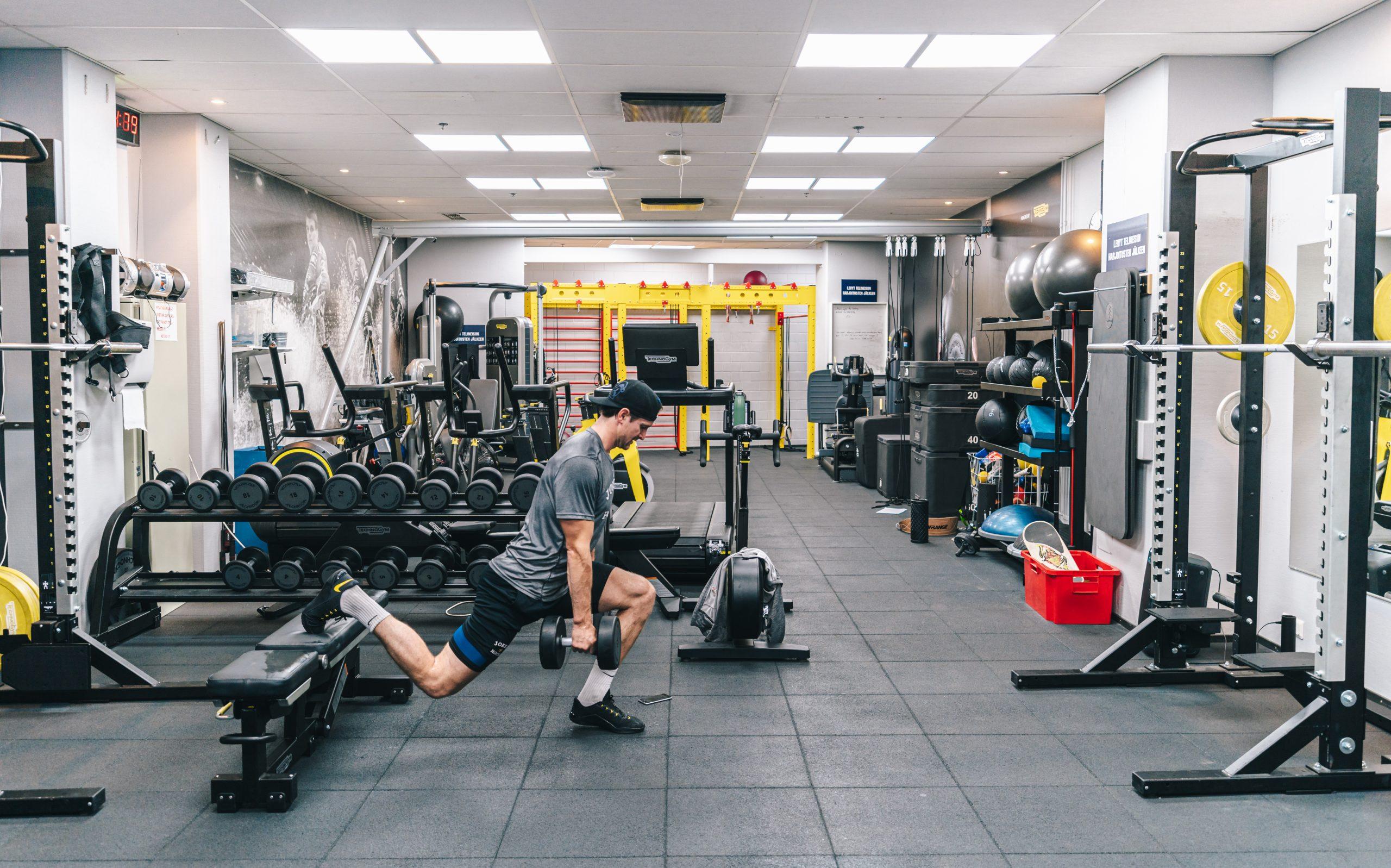 Fitnesscenter - Fysisk träning