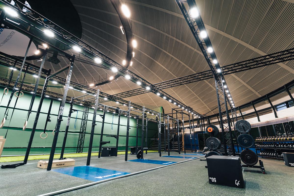 Leisure centre - Sports venue